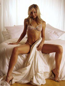 Молодая, веселая блондинка, ищу мужчину для секса в Магнитогорске